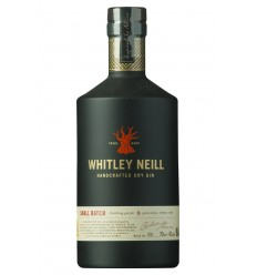 Whitley Neill Handcraftet Dry Gin, 43%, 70 cl.