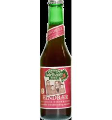 Brd. Adelhardt, Hindbær Saft, Øko, 25 cl.