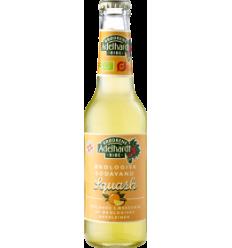 Brd. Adelhardt, Squash Appelsin Sodavand, Øko, 25 cl.
