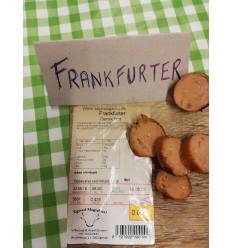 Frankfurter pølser, 400 gram