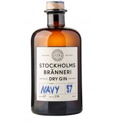 Stockholms Bränneri Organic Navy, 1/2 ltr., 57%, Økologisk