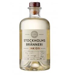 Stockholms Bränneri Oak Gin, 1/2 ltr.,45%, Økologisk