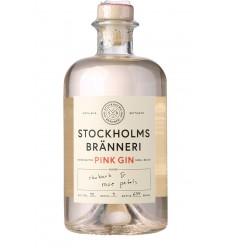 Stockholms Bränneri Pink Gin, 1/2 ltr., 40%, Økologisk