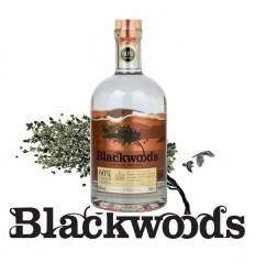 Blackwood Vintage 2012 Superior, Strong 60%, Limited Edited, 70 cl.