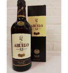 Abuelo Anejo Gran Reserva Rum 12 år - Panama, 40%, 70 cl.