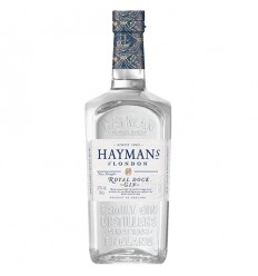 Hayman Royal Dock Gin Navy Strength, 57%, 70 cl.