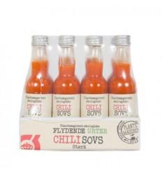 Chilisovs stærk 40 ml. - flydende urter