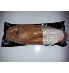 1 pakke frankfurter pølser, sortbroget gris. SOLSKIN