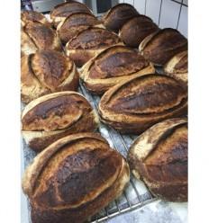 Torsdagsbrød Benjamins signatur brød