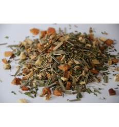 Cool Mint Urte-te, 100 gram løs te